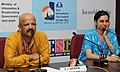 A Press Conference by D.J. Narayan, Director, Film & Television Institute of India, Pune, at the 43rd International Film Festival of India (IFFI-2012), in Panaji, Goa on November 29, 2012.jpg