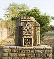 A Rock Art at Garhi Padhavali Temple, madhyapradesh1.jpg