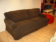 Sofa wikipedia for Canape plural