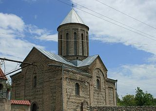 A church in Ruisi (Photo A. Muhranoff, 2011).jpg