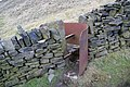 A different sort of stile - geograph.org.uk - 1708610.jpg