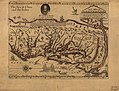 A mapp of Virginia discovered to ye hills, and in it's latt. from 35 deg. & 1-2 neer Florida to 41 deg. bounds of New England LOC 2002623130.jpg