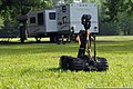 A robot operated by U.S. Soldiers assigned to the 202nd Explosive Ordnance Disposal Company, 201st Regional Support Group, Alabama Army National Guard, moves into position in a residential-search scenario during 140701-Z-WV152-359.jpg