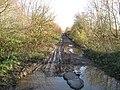 A very muddy Slayley Lane - geograph.org.uk - 1050242.jpg