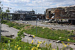 A view captured near remains of Donetsk International Airport taken on 17 May 2015.jpg