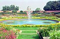 A view of Centre Garden at Rashtrapati Bhawan in New Delhi on March 14, 2005.jpg