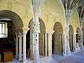 Abbaye de Cadouin - Cloître -07.JPG