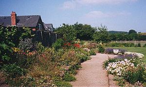 Abbey Dore - Image: Abbey Dore Court Gardens