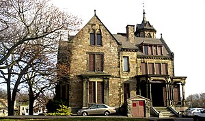 National Register of Historic Places listings in southern Boston - Image: Abbotsford Boston MA 01