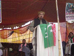 Abdul Quayyum Khan Kundi, Member PTI Advisory Committee.jpg