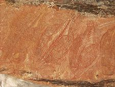 Aboriginal art barramundi rock art.jpg