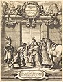 """Abraham Bosse after Claude Vignon, Title Page to Jean Desmarets' """"L'Ariane"""", published 1639, NGA 60793.jpg"""