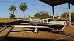 Academia da Força Aérea (AFA) em Pirassununga. Saratoga II TC (PA-32R-301T) fabricado pela Piper, matrícula PT PSC - panoramio.jpg