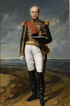 Achille Baraguey d'Hilliers - Achille Baraguey d'Hilliers (1795-1878).