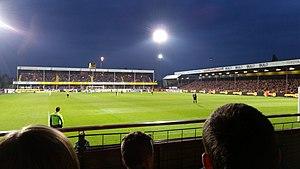 AFAS-stadion Achter de Kazerne - Image: Achter De Kazerne Oud