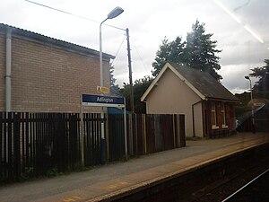 Adlington, Lancashire - Adlington railway station