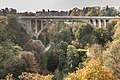 Adolphe Bridge over the valley of Petrusse in Luxembourg City.jpg