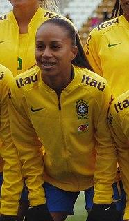 Adriana Leal da Silva Brazilian association football player
