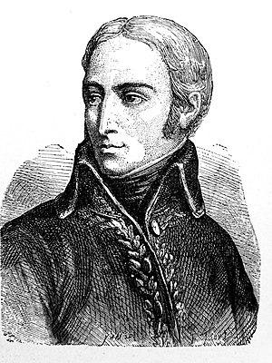 Ministry of Jean-Joseph Dessolles - Jean-Joseph, Marquis Dessolles
