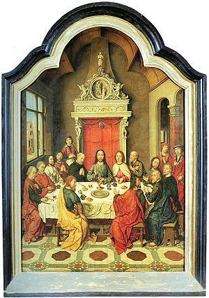 Altarpiece of the Holy Sacrament