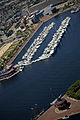 Aerial View of Baltimore Marine Center Inner Harbor and Lighthouse.jpg