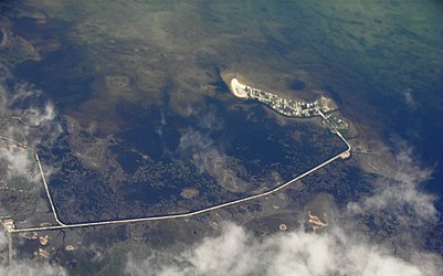 Aerial view of Pine Island, Hernando County, Florida.jpg