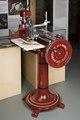 Affettatrice manuale Berkel - Musei del cibo - Prosciutto - 0076.tif