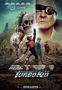 Description de l'image Affiche 148 Turbo Kid Fr.jpg.