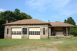 National Register of Historic Places listings in Marion County, Arkansas - Image: Aggie Workshop