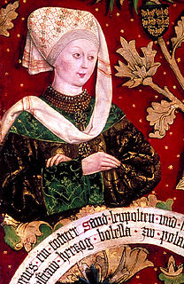 Agnes of Babenberg High Duchess consort of Poland