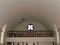 Agonac chapelle Notre-Dame tribune.JPG