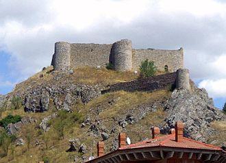 Aguilar de Campoo - Castle of Aguilar de Campoo