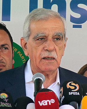 Ahmet Türk - Image: Ahmet Türk