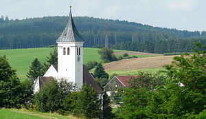 Aichen - Church in Aichen