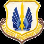 Air Force Missile Development Center - Emblem.png