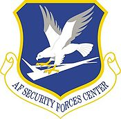Security Forces Logo http://en.wikipedia.org/wiki/Air_Force_Security_Forces_Center