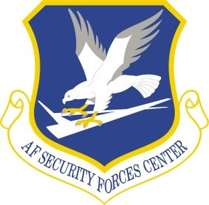 Air Force Security Forces Center - Air Force Security Forces Center Shield