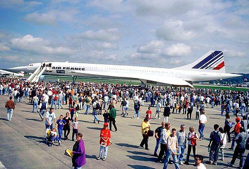 Air France Aerospatiale BAe Concorde 101; F-BVFB@ZRH;23.08.1998 (5888389391)