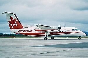 Air Nova - De Havilland Canada Dash 8-102