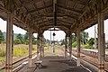Akabira Station platform 2017-09-02.jpg