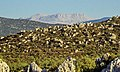 Akdağlar 12 09 1991 vom Yavu-Bergland aus.jpg