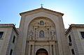 Alacant, façana de l'església de la Mare de Déu de Gràcia.JPG