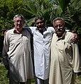 Alan Woods, Lal Khan and Jam Saqi.jpg