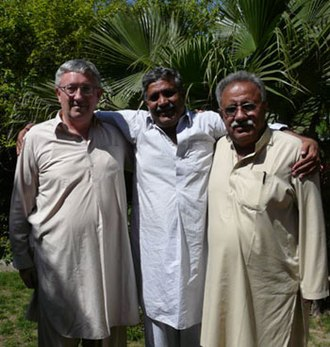 Socialism in Pakistan - Alan Woods, Lal Khan and Jam Saqi in annual IMT congress held in Lahore in 2008
