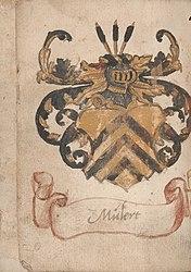 Album amicorum of Seino Mulert