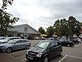 Aldi supermarket, Old Kent Road - geograph.org.uk - 2166150.jpg