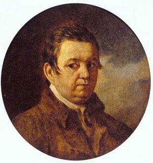 Alexei Yegorovich Yegorov - Self-portrait (date unknown)