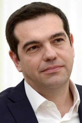 Prime Minister of Greece - Image: Alexis Tsipras 2015 (cropped)