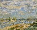 Alfred Sisley (1839-1899) - The Bridge at Sèvres (Le Pont de Sèvres) - N04249 - National Gallery.jpg
