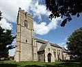 All Saints, Snetterton, Norfolk - geograph.org.uk - 1491463.jpg